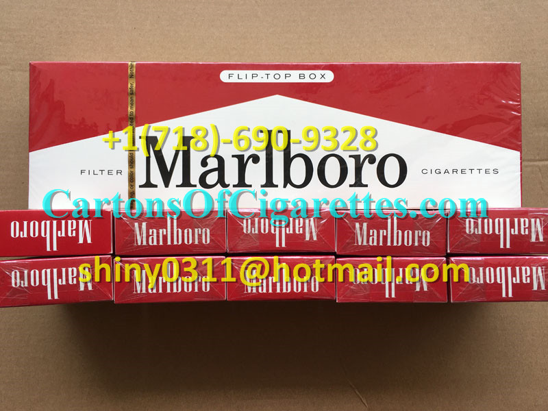 40 Cartons Of Marlboro Red Regular Cigarettes