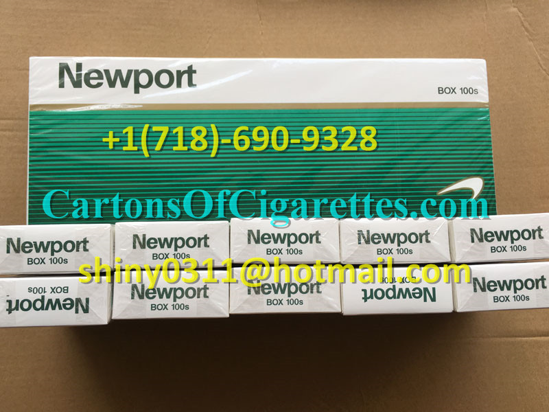 40 Cartons Of Newport 100s Cigarettes