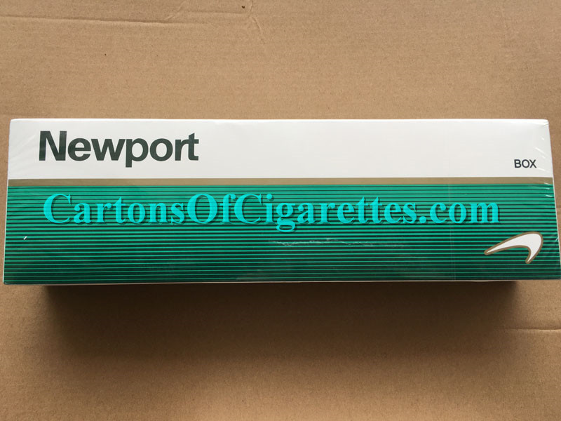 1 Carton Of Newport Short Cigarettes